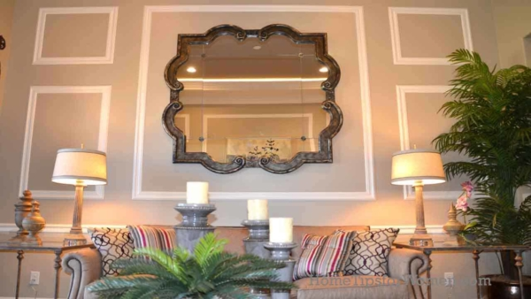 there are many different interior trim ideas you can use to add incredible sizzle to basic home construction from the ceiling to the floors