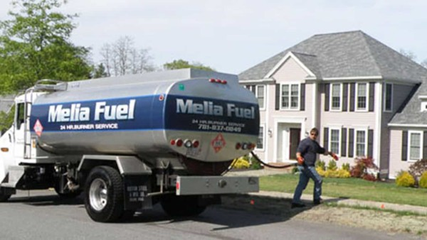 home heating oil is used in many older homes because gas wasn't around when the houses were built