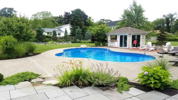 one of the biggest landscaping decisions you have to make is patio or deck