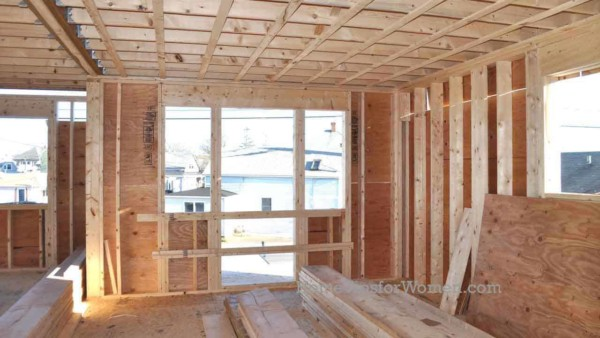 first comes the framing, then the drywall & now it's time to learn how to tape and mud drywall