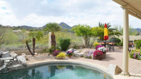 once you decide on patio or deck, you still have to pick the materials to build your outdoor oasis