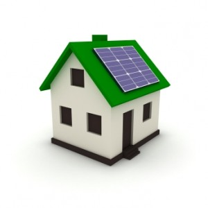 Solar powered homes