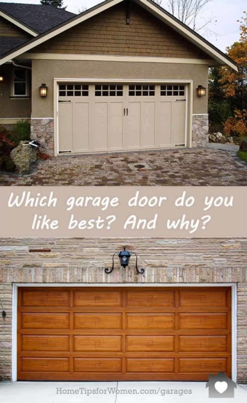 garage doors are a popular home renovation, as they improve curb appeal & often make your garage space more usable with a tighter seal