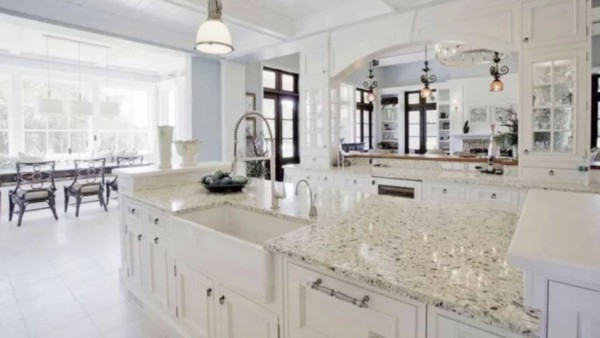 one of the most unique countertop materials is recycled glass ...