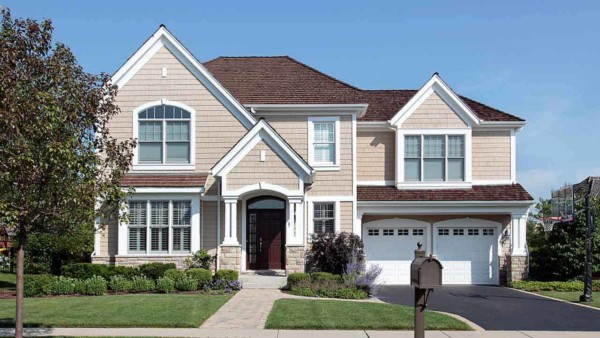 for low maintenance you can't go wrong with vinyl which is the most cost effective house siding available today