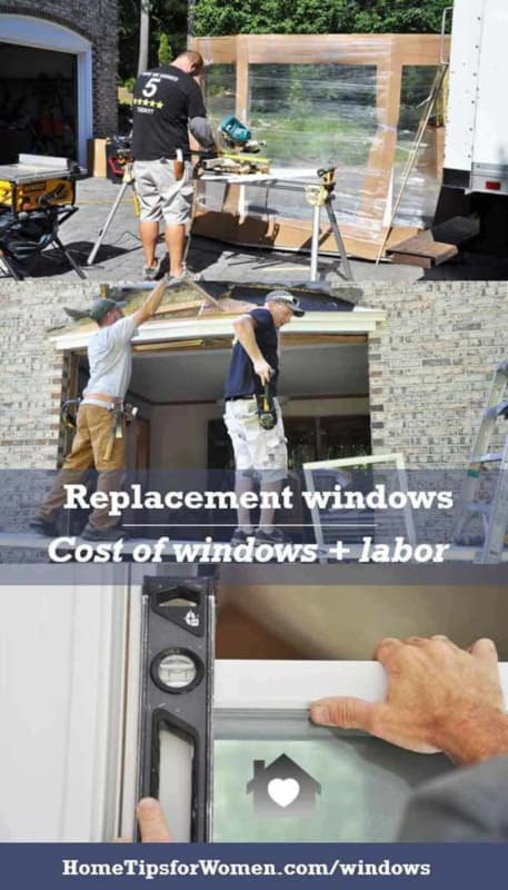 the installation of replacement windows is serious business & needs to be done right