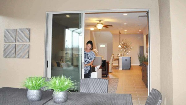 How Sliding Patio Doors Are Changing Our Lives Home Tips For Women - Triple patio door