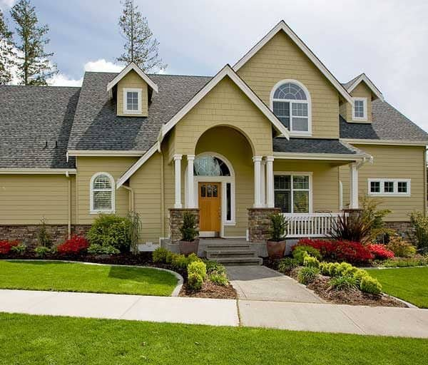 your home exterior includes many features that need home repairs