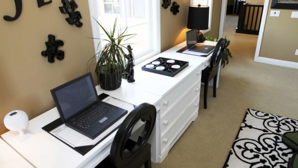 your home management strategy doesn't require a home office