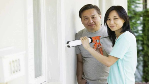 a home maintenance schedule lets you plan various tasks to fit your lifestyle