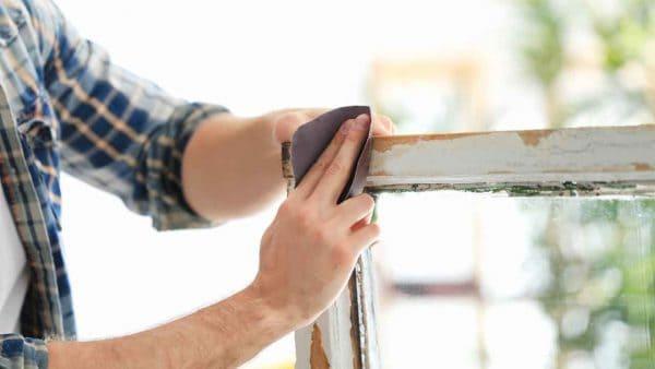 window glazing reduces movement of air through gaps between glass & window frame