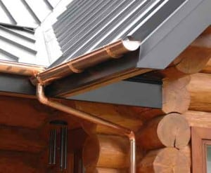 there are many types of gutters, and we describe them here in our homeowner directory