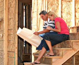 building a home requires lots of decisions
