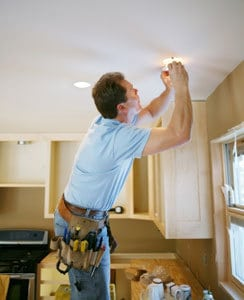 use licensed electricians to keep your home safe
