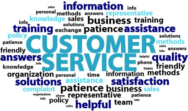 customer service is the only way that one moving company can differentiate itself from competitors