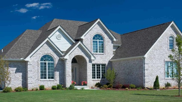 some newer home designs are even using a gable vent on the front of the house for decorative purposes, in addition to attic ventilation