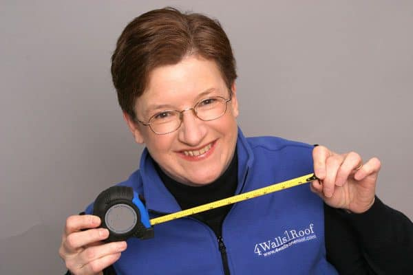 you know how to use a tape measure, needed for many home maintenance projects