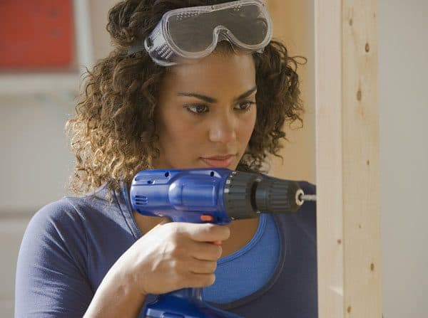 how to videos can help women learn to use any tool, and finish most home improvement projects