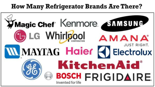 refrigerator brands aren't as meaningful as they once were because many companies have been bought so you can't associate a brand with the manufacturer any more