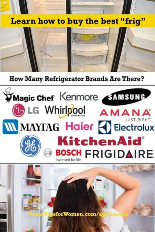refrigerator brands aren't as meaningful today as years ago so make time to research & get what you want (and need)