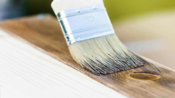 you can use a wood stain to change the color of almost any wood to exactly what you want