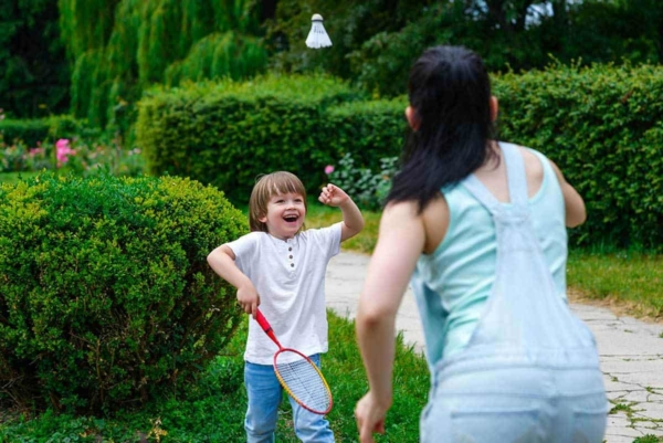 backyard games are a great way to relax in your backyard