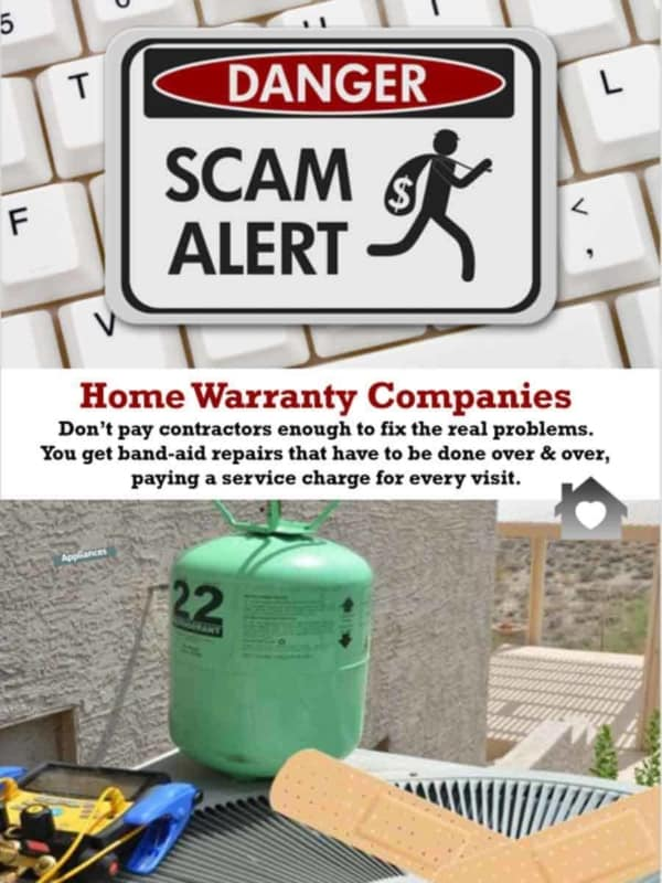 a home warranty company is only as good as the service they & their contractors provide; FirstAm was negligent on every aspect of this problem from day 1