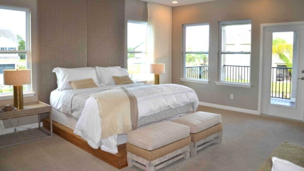 we need our master bedroom & bedrooms for our kids, but maybe there are spare bedroom ideas to enhance your life at home