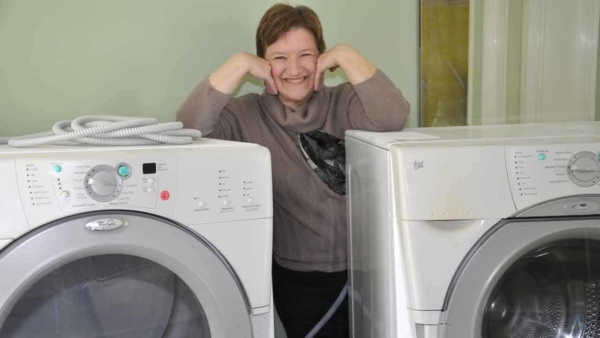 appliance recalls happen & Samsung's washing machine recall was scary due to the safety issues from flying objects
