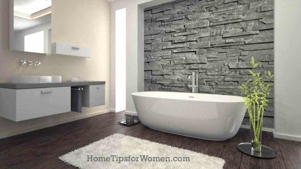 your woman cave can be a spa inspired bathroom