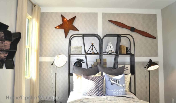 kids don't always need their own room, so think about spare bedroom ideas which could use the space better