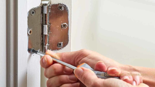 Why You Need To PLUMB A Door Or Live With The Consequences Home Tips For Women