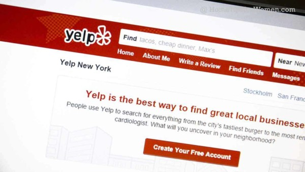 check out contractor qualifications using online review sites like yelp & angie's list