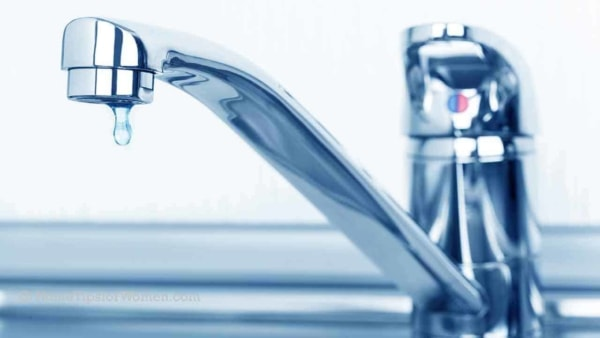 one of the 100 ways to save the environment is to fix leaky faucets
