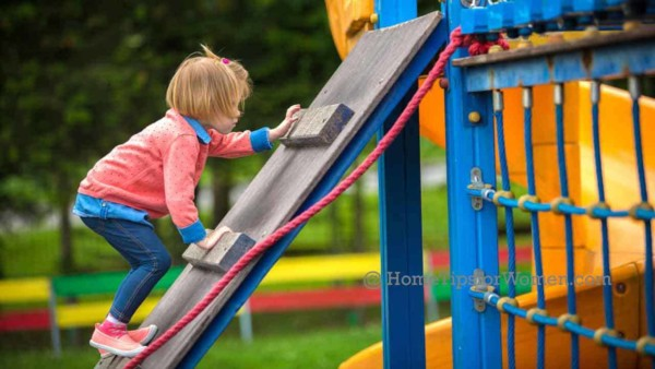 consider your kids interests when searching for the best swingsets for your house
