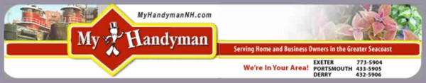 part of building a business is creating a website like this one for my handyman of southern nh