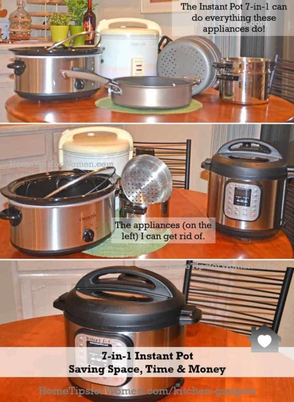 today you can find many awesome kitchen gadgets that perform multiple tasks, saving you time & money