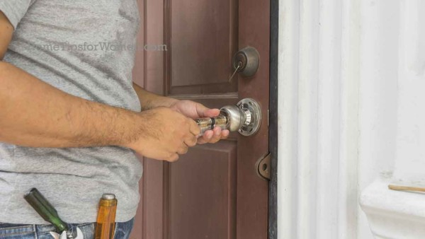 finding a locksmith is one of the home professionals recommended in our new homeowner tips