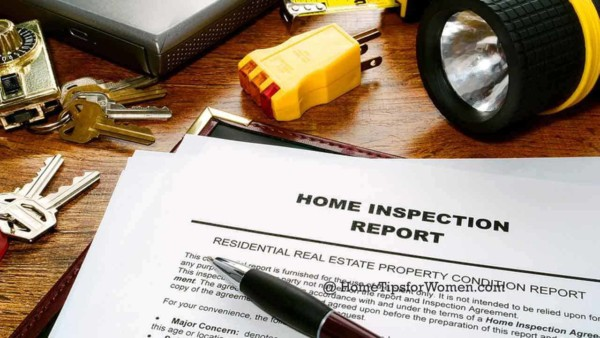 after the closing, a key item in our new homeowner tips are the repairs identified in home inspection report