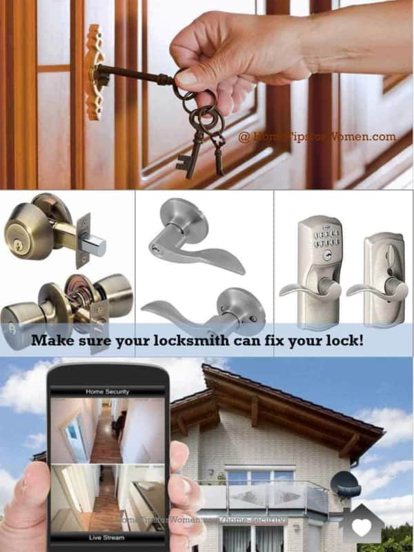 as door locks evolve, you still need a locksmith to solve problems when you're locked out