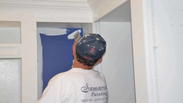staging a house often includes professional painters like Samarra Painting Company out of Newburyport, Massachusetts