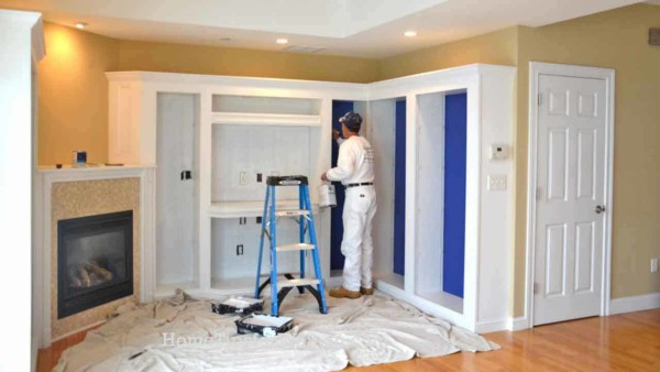 staging a house often includes a company like Samarra Painting Company out of Newburyport, Massachusetts