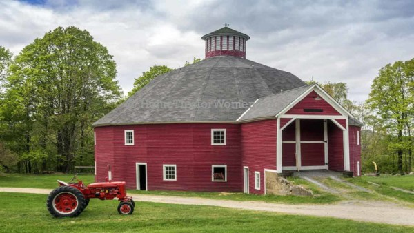 country barns come in all shapes