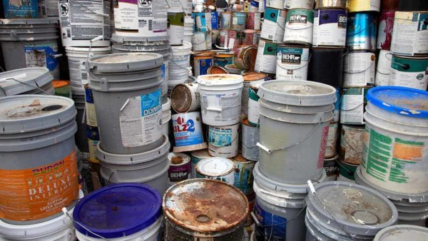 when you learn how to dispose paints, you may need to find a hazardous waste recycling center