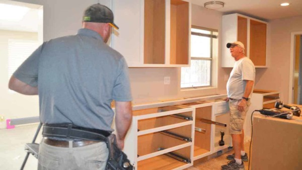home renovations may be done to enhance your lifestyle, like a new kitchen if you love to cook and entertain