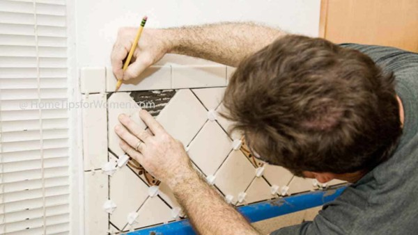 bathroom tile ideas should be tempered with how much the tile costs, both materials & labor (or your diy time)
