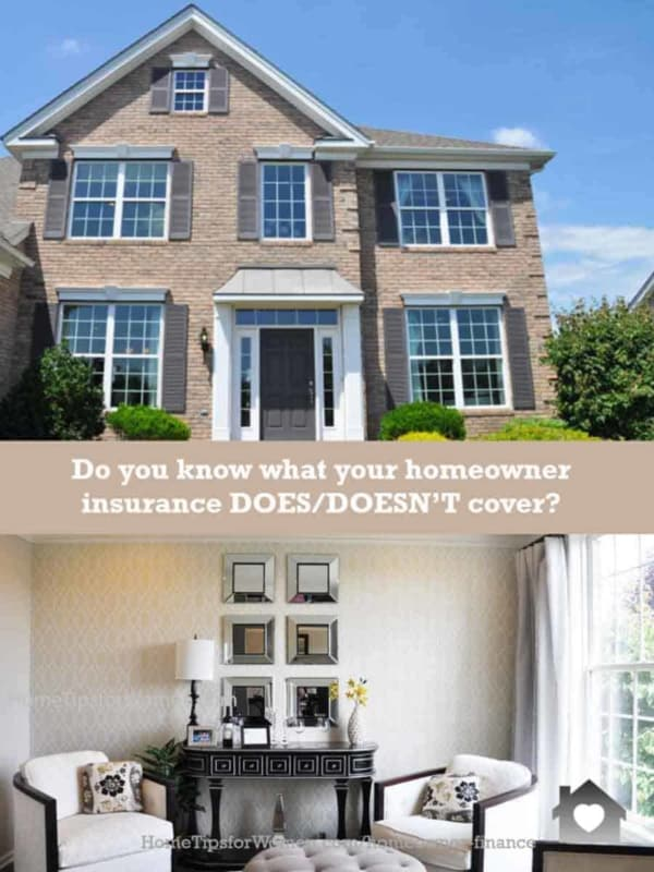 Smart homeowners learn what their homeowner insurance covers before they have an emergency & need to file a claim