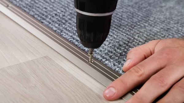 flooring transitions are problematic for seniors aging in place