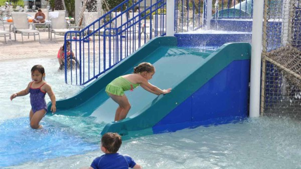 family vacation resorts are being developed around family friendly activities like Orlando's Disney & Universal parks