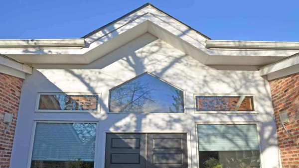 custom windows come in many shapes like this hexagon window